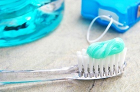 oral hygiene tools